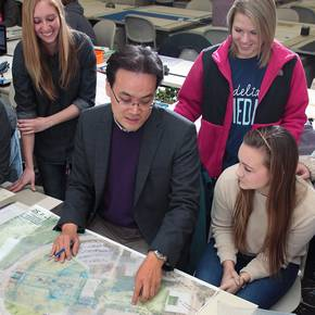 Prof tapped to advise landscape architecture outreach initiatives
