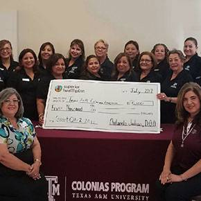 Colonias Program provides 1,400 students with free school supplies
