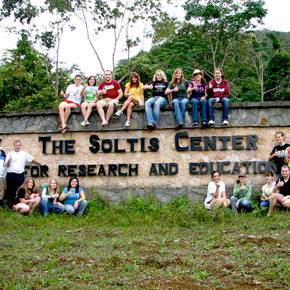 Dramatic views of Soltis Center depicted in CoSci prof's video