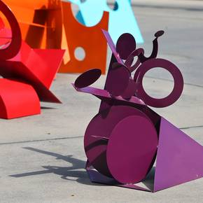 Student-made sculptures a hit at Brazos Valley Arts Center exhibit