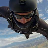 Shutterbug alumnus is one of world's top wingsuit athletes