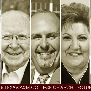 College honored outstanding alumni at October 14 ceremony