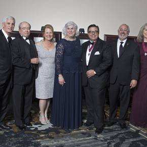 College honors 9 distinguished former students at annual event