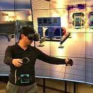 CoSci prof earns grant to develop virtual reality firefighter training