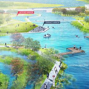 Student project featured on World Landscape Architecture website