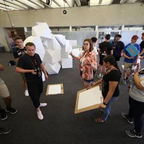 Teens test out field of architecture in CampARCH summer program