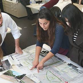 42nd annual Aggie Workshop explored urban landscape design