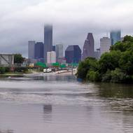 Brody says Houston flood risk rises as urban sprawl expands