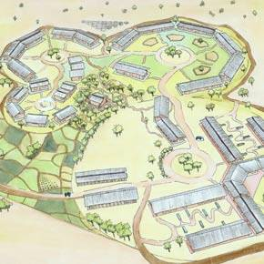 Students design multipurpose health facility for South Sudan