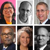 Seven alumni among 2014 American Institute of Architects Fellows were honored in June