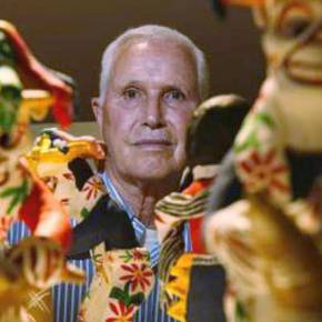 Beaumont museum exhibiting prof's Mexican folk art pieces