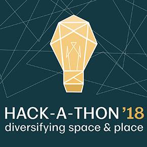 24-hour problem-solving contest targeted place, space, diversity