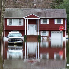 Study: 100-year flood plain poor indicator of likely flood damage