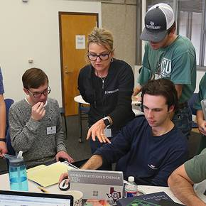 Interdisciplinary design charrette brings undergraduates together