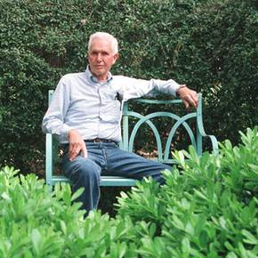 Legendary emeritus professor, remembered as inspiration, expert gardener