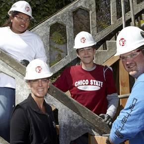Alumna honored as 1 of 5 most influential in concrete industry