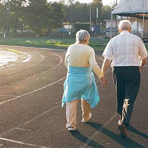 Planning prof eyes factors influencing senior walking