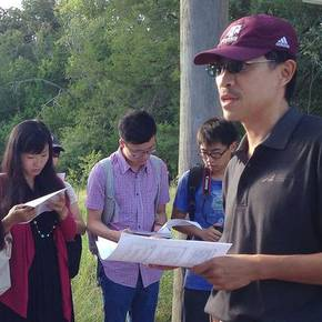 DI taps Li as top U.S. educator, ranks landscape architecture programs among nation's best