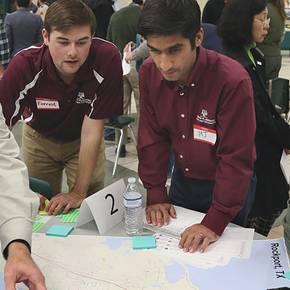 Master of Urban Planning program reaches new heights in national rankings