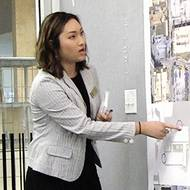 Environmental design students create design concepts for Fort Worth surgical tower