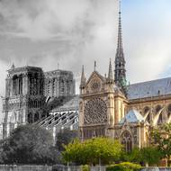 Why Notre Dame burning affected us all – five questions with an architecture expert