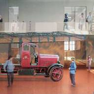 Arch prof's conversion of fire station to museum earns honor