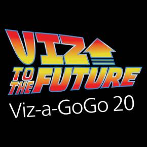 20th Viz-a-GoGo exhibition takes 'Viz to the Future'