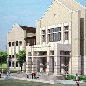 Prof, students create guidelines for new veterinary building design
