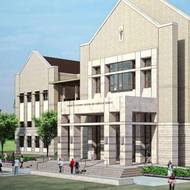 Prof, students create guidelines for new vet building design