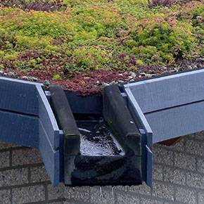 Study eyes benefits of 'green' stormwater management