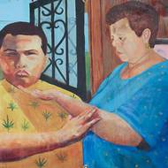 Latinx artists recall childhood homes in Jan. 24–Feb. 28 exhibit
