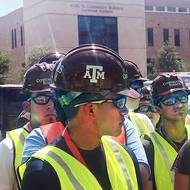 Academy gets South Texas youth to consider study, careers in construction management