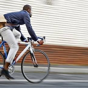 Student's tool measures urban bike transportation equity