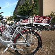 Grad students' bike share plan earns national planning honors