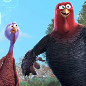 Vizzers contribute to 'Free Bird,' Reel FX's first animated feature