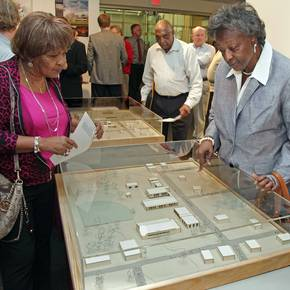 Giusti honored for aiding Brazos Valley African-American museum