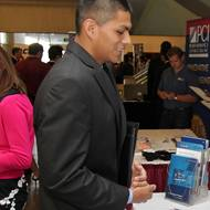 More firms recruiting students at CoSci dept. fall 2012 career fairs