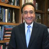 Distinguished alum Cisneros '68, helped college celebrate 50th anniversary Nov. 15