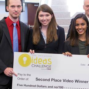 Design Process students nab top spots in annual idea competition