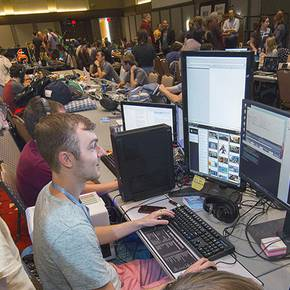 Students created video games in 48 hours at Chillennium 2019
