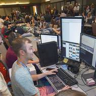 Students created video games in 48 hours at Chillennium