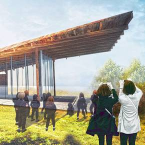 Competition yields designs for multifaceted community center