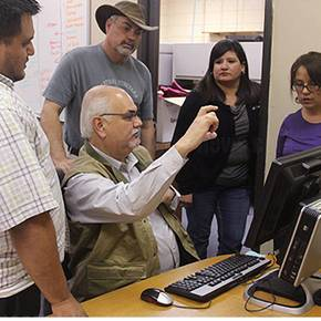 Computers to provide colonias residents with Internet access