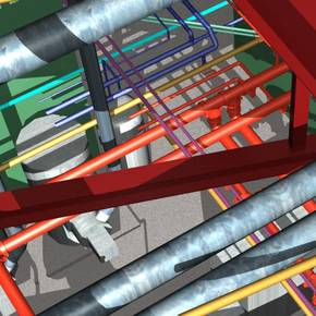 Ph.D. student's project melds  HKS' programming with BIM