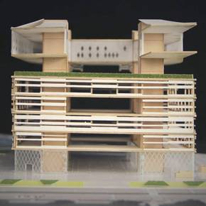 Grad students develop designs for new Texas A&M health center