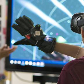 Vizzers give 'wings' to denizens of interactive virtual realty worlds
