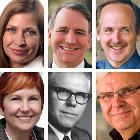 College of Architecture honors six distinguished former students