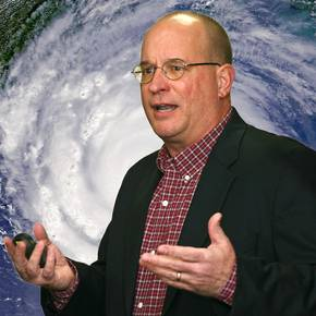 Hazard Center director advising Congress on windstorm policy
