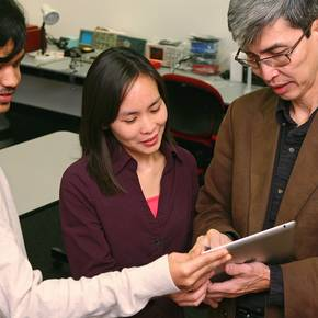 TAMU team refines software to help visually impaired readers