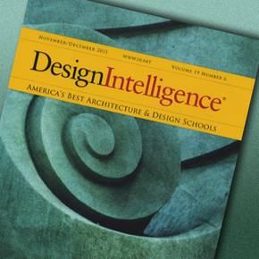 College of Architecture design programs among nation's best